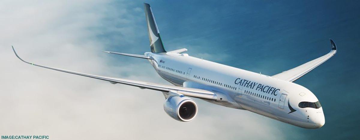 キャセイパシフィック航空イメージ
