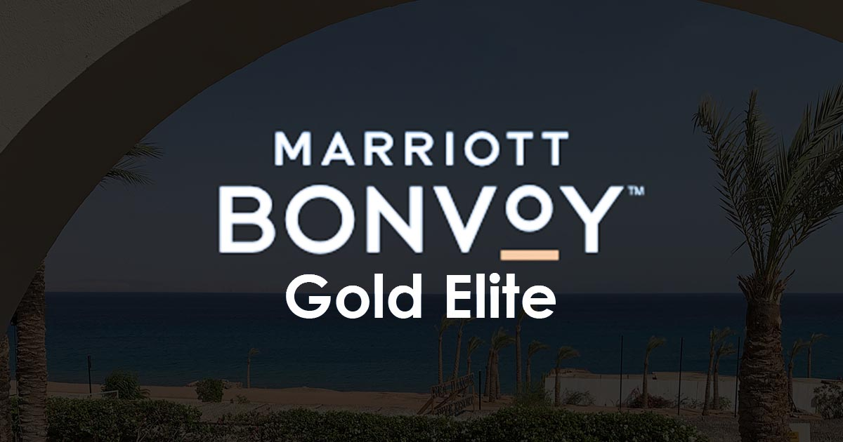 Marriott Bonvoy Gold Eliteアイキャッチ画像