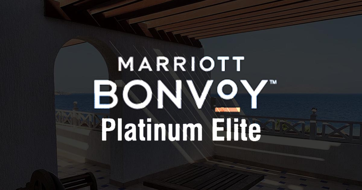 Marriott Bonvoy Platinumアイキャッチ