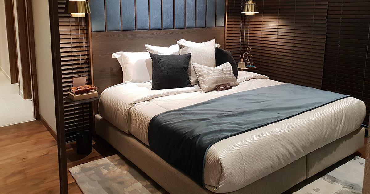 ホテルの部屋イメージ